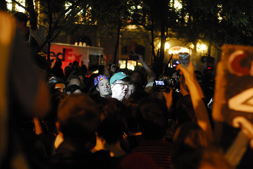 Michael Moore at Occupy Wall Street